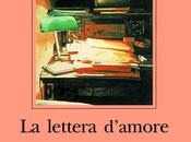 lettera d'amore, Cathleen Schine