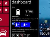 Battery Level smartphone Nokia Lumia Windows Phone