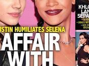 Justin Bieber avrebbe cornificato Selena Gomez Rihanna