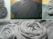 ECO-FASHION: prima t-shirt, rosa shabby!