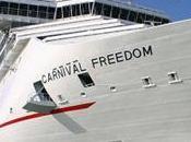 Usa: crociera senza veli, mila nudisti sulla Carnival Freedom Rassegna Stampa D.B.Cruise Magazine