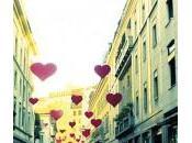 Valentino: Milano temporary store celebrare giorno degli innamorati