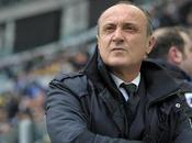 Delio Rossi squalificato giornate dopo dito medio Burdisso