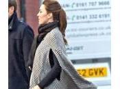 Kate Middleton incinta, prima foto pancione
