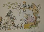 l'arte Quentin Blake. Nightingale project, cavallo magico, Blake Beyond page, riproduzioni artistiche