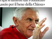 Ciao ciao ratzinger