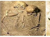 uomini dell'età della pietra prendevano cura disabili
