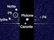 lune Plutone battesimo