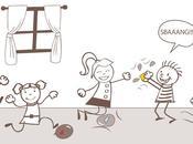 caccia palloncini!