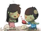 Valentino... Horror zombie dall'attacco romantico!