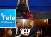 Ascolti 10,7 milioni (Shr 42.4%) terza serata Festival Sanremo 2013. Oltre Baggio monologo Luciana Littizzetto