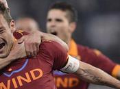 Serie 25^Giornata: Totti affonda Juventus solleva Roma, pari Chievo Palermo