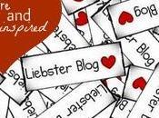Grazie Liebster Blog Award!