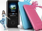 Manuale Libretto Istruzioni Samsung YP-Z3AP Media Player