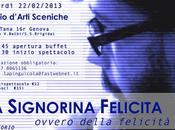 signorina Felicita ovvero Della Felicità