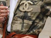 fascino della divisa camouflage
