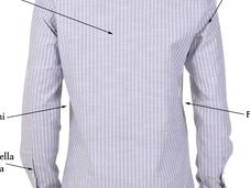 Quali sono parti della camicia?