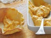 Crostatina crema alla zucca