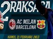 Milan-Barcellona live streaming 20:40