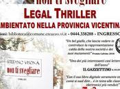 Creazzo (VI): incontro l'autore Stefano Visonà