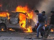 Damasco: ancora autobombe