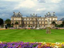 strade Parigi: parchi giardini