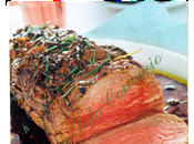 Roast Beef all'aceto balsamico