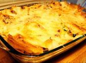 Lasagne Carasau alle zucchine Pecorino Siciliano