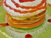 ricetta pancakes servita