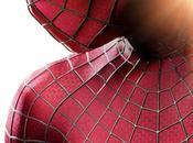 primissima immagine nuovo costume Spiderman Amazing Spider-Man