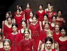 Dolce Gabbana: mosaico sartoriale .... Review dalla stampa
