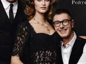 Domenico, Stefano Bianca Harper's Bazaar Russia