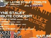 Comunicato stampa: Italy calls Seattle: Layne Staley Italian Tribute 2013