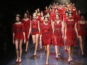 Milano fashion week: trionfo Dolce Gabbana