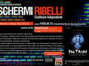 Schermi Ribelli presenta: FANTASMI. Venerdi Marzo Fusolab