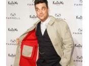 "Robbie Williams lancia ""Farrell"", linea moda maschile"