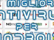 migliori Antivirus Android 2013