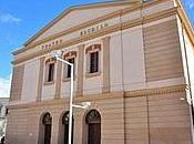 Taglio nastro teatro Eschilo: inaugurato dopo anni chiusura