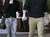 bionda January Jones mette Liam Hemsworth Miley Cyrus