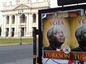 Conclave, spuntano pure manifesti elettorali
