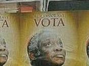 Conclave alle porte spuntano manifesti elettorali ,non credevo ecco foto