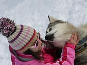 Idea weekend, Sleddog bambini Appennino