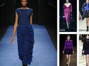Milano fashion week: trend autunno inverno 2013