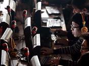 Stati Uniti Cina guerra cyberspazio