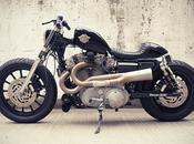 Bombshell Hide Motorcycle