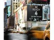 Samsung riempie pubblicità Times Square
