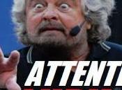 Beppe Grillo Sette Sorellastre televisive!