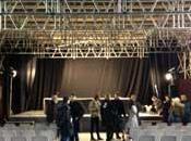 """Viterbo """"L'Ultima canzone"""" teatro tenda"""