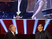 Ascolti (Shr 30.3%) seconda semifinale Italia's talent. 17.9%) migliori anni