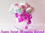 Super Sweet Blog Awards